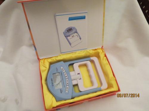 dinamometro de manos digital