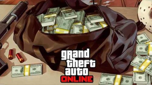 dinero en gta online