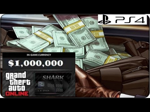 dinero gta 5 online (1 millón) + gratis