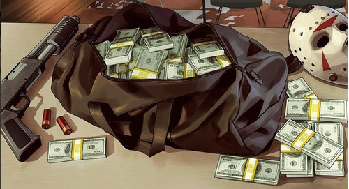 dinero gta 5 online para xbox one