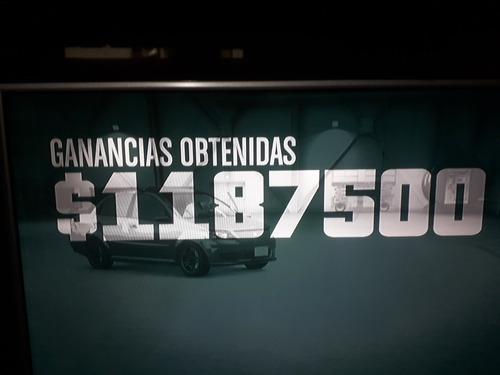 dinero gta 5 online (xbox one)