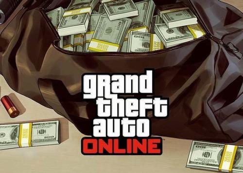 dinero gta 5 ps4 un millón $2.000