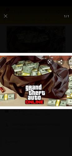 dinero gta online 5000000 ps4