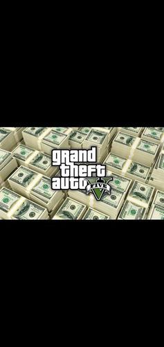 dinero gta v    1 millon