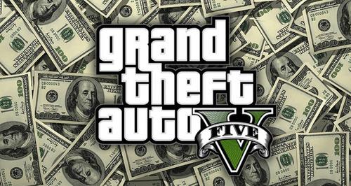 dinero gta v