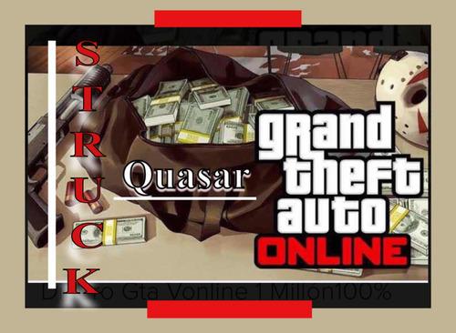dinero gta v online 1 millón 100% legal (xbox one)