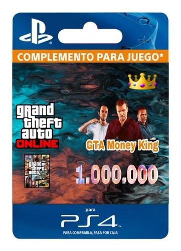 dinero gta v online 1.000.000
