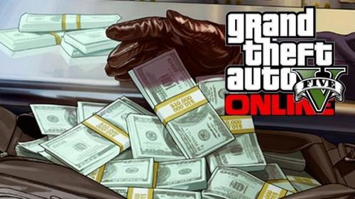 dinero gta v $$$ [pc]