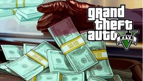 dinero gta v ps4