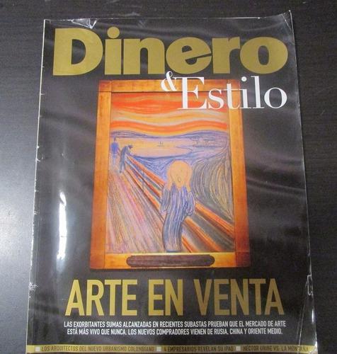 dinero y estilo arte en venta revista de coleccion 2012 r10