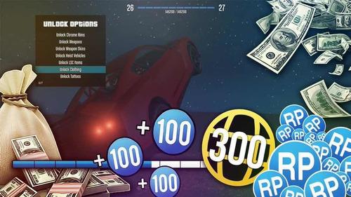 dinero y nivel gta v ps3
