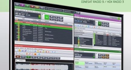 dinesat radio 9 clasic + video de instalación