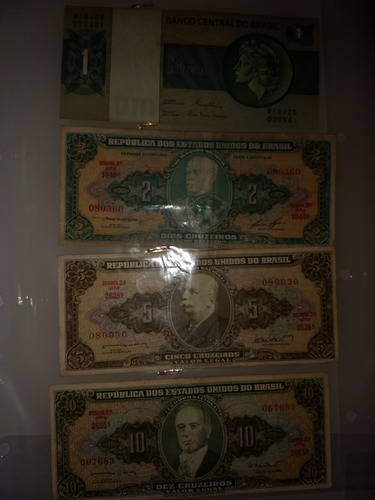 dinheiro antigo coleção