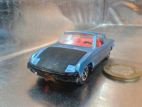 dinky toys - porsche 914 de 1976 m.i. england