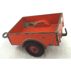 Dinky Toys Trailer De Land Rover Meccano N° 341 England