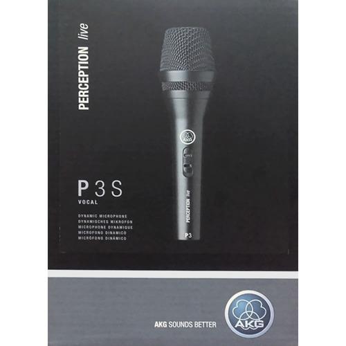 dinâmico akg microfone