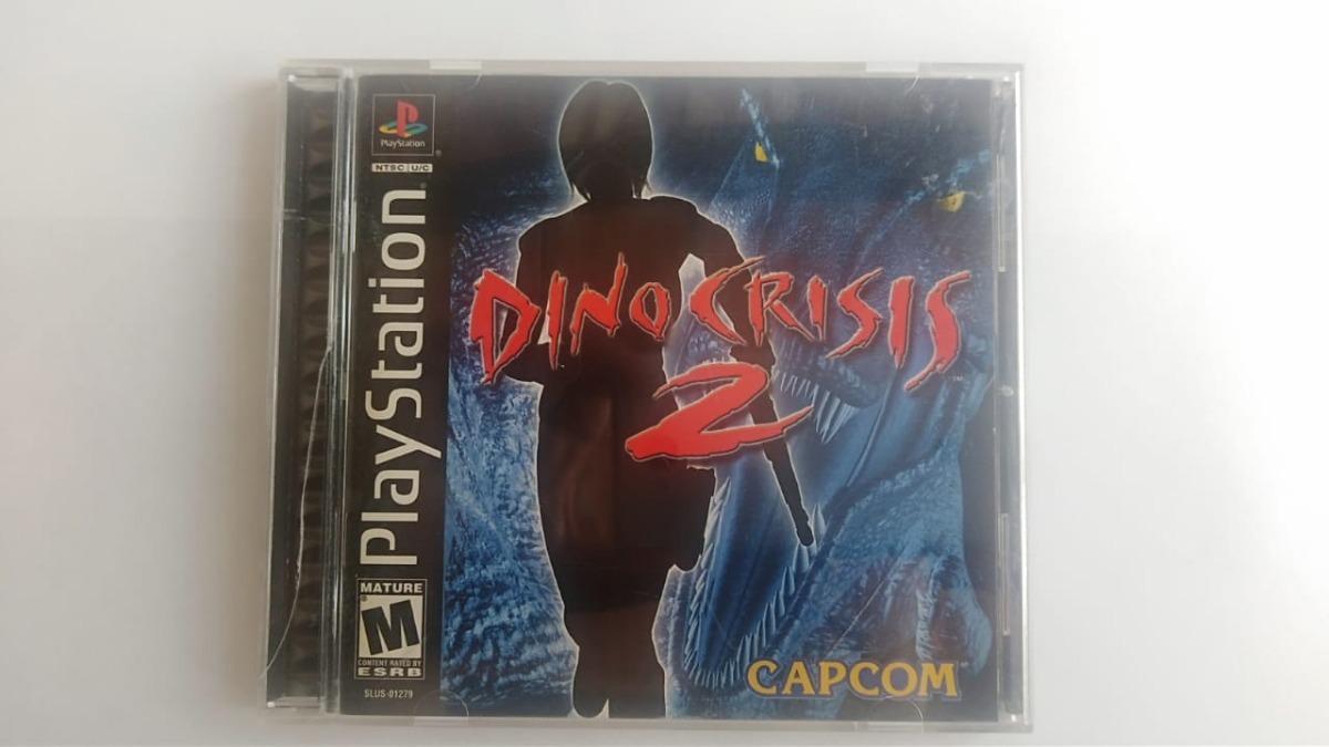 Dino Crisis Slus