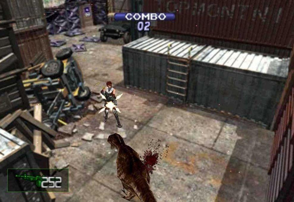 Dino Crisis 2 Pc Envio Digital