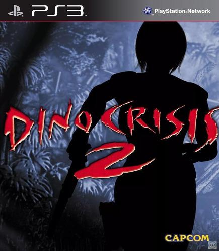 dino crisis 2 ps3 digital nuevo entrego hoy