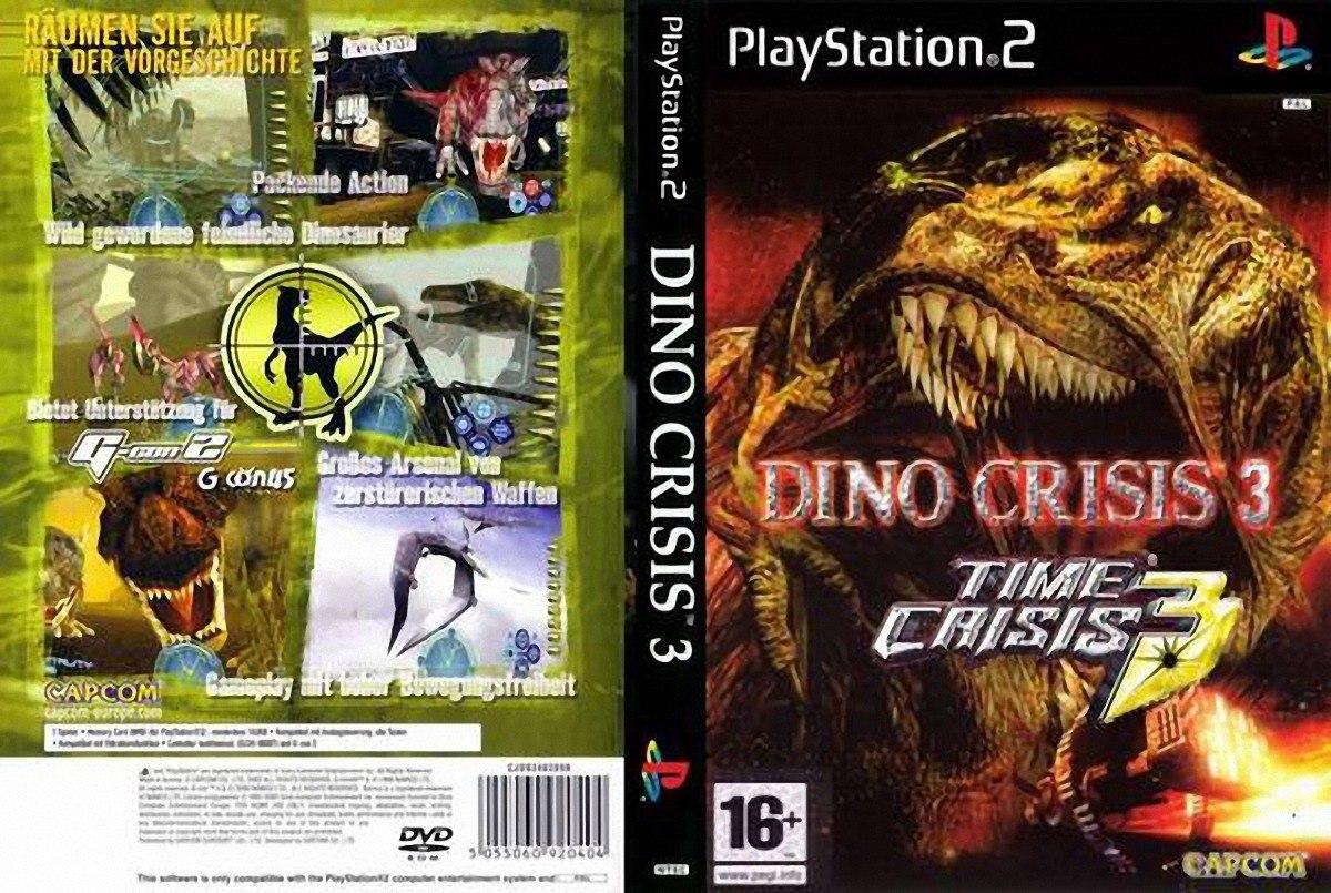 jogo dino crisis 3 para ps2