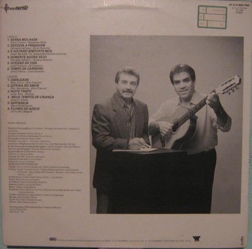 dino franco & mouraí - serra molhada - 1988
