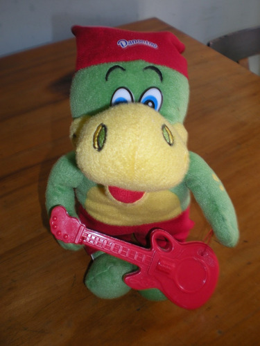 dino guitarrista