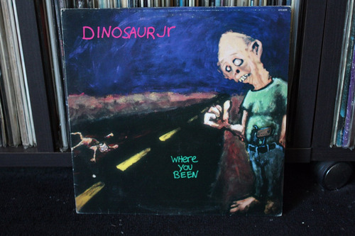 dinosaur  jr  where you been   lp