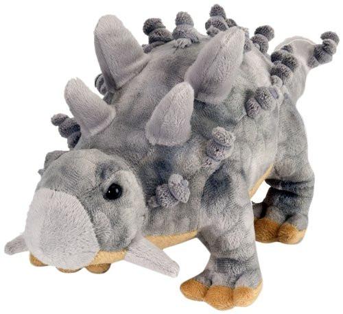 dinosaurio ankylosaurio de peluche y felpa wild republic ya!