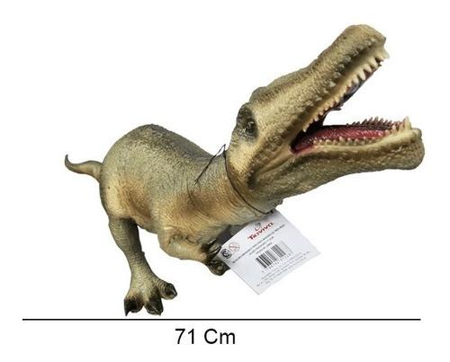 dinosaurio baryonix latex 71 cm tiovivo ln-2200