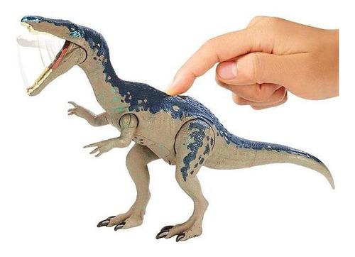 dinosaurio - baryonyx - emite rugido - jurassic world