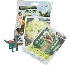 dinosaurio dino mundi  pack3 d carta y dinosaurio sorpresa