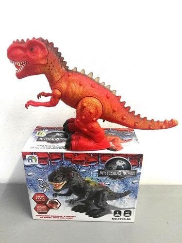 dinosaurio grande camina! c/ luz y sonido. espectacular!!
