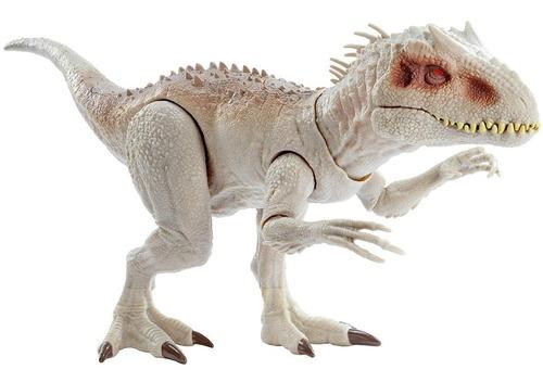 dinosaurio indominus rex, jurassic world, mattel bestoys