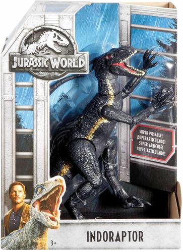 dinosaurio - indoraptor - jurassic world