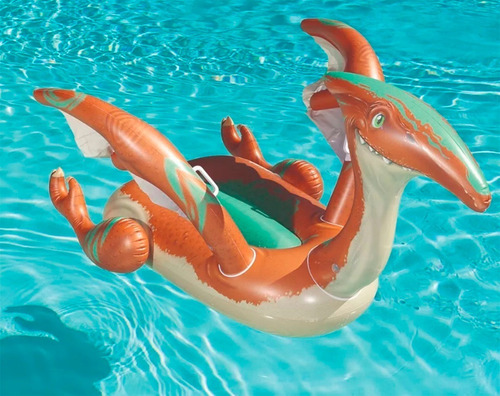 dinosaurio inflable flotador pileta bestway 41105 full