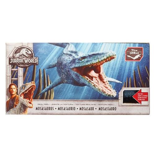 dinosaurio - mosasaurus - textura real - jurassic world