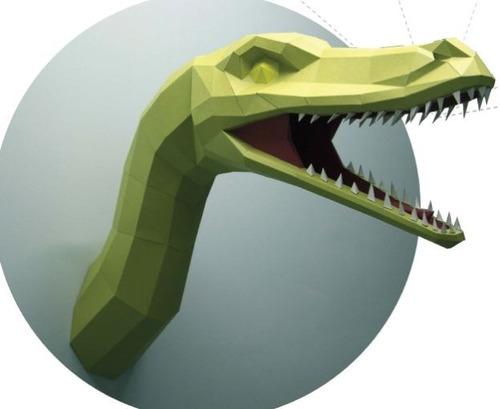 dinosaurio raptor   escultura digital