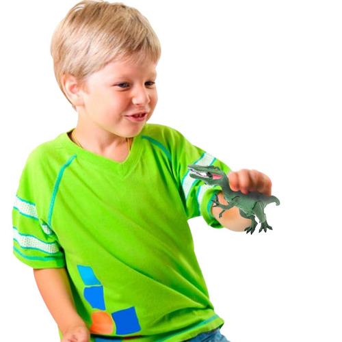 dinosaurio spinosaurus megasaur juguete luz sonido jurasico