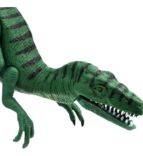 dinosaurio velociraptor juguete mighty megasaur luz y sonido
