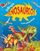 dinosaurios dibujo con plantillas ed susaeta tapa dura - g