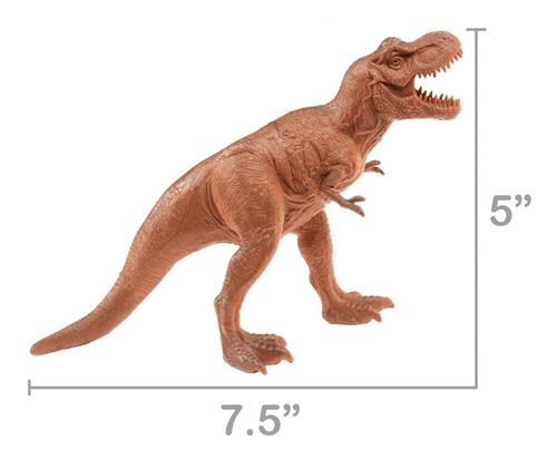 dinosaurios gigantes de 55 piezas adventure force