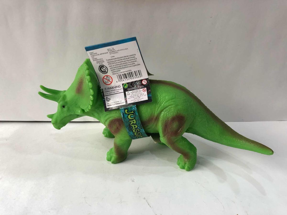 Dinosaurio con sonido 32cm