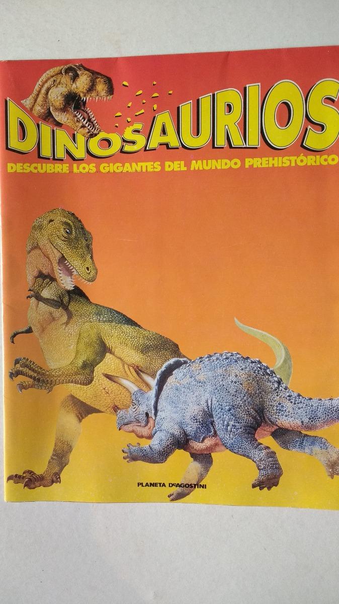 Proyecto Dinosaurios Volumen 9 (fasc culos 79 a 87)