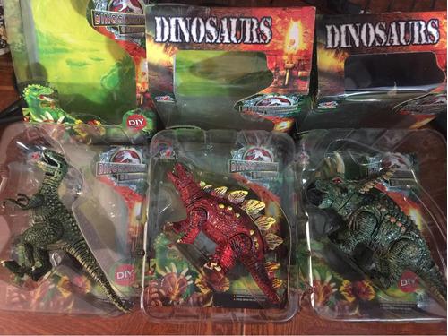 dinosaurios series coleccion 15cm articulables