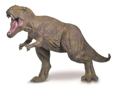 dinossauro articulado jurassic world t-rex 67 cm mimo