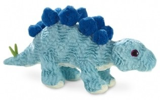 dinossauro dino azul de pelúcia! pelúcia original nova