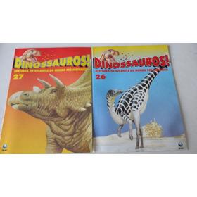 Dinossauros Descubra Os Gigantes Do Mundo 23 Fasciculos