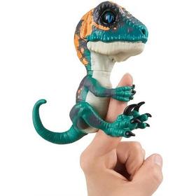 Dinossauros Interativos Untamed Fingerlings  - Candide