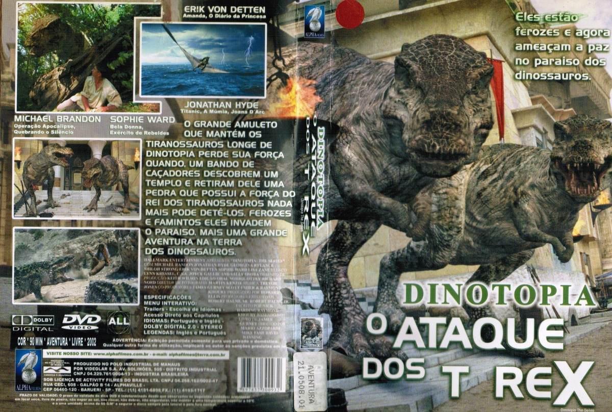 dinotopia o ataque dos t rex