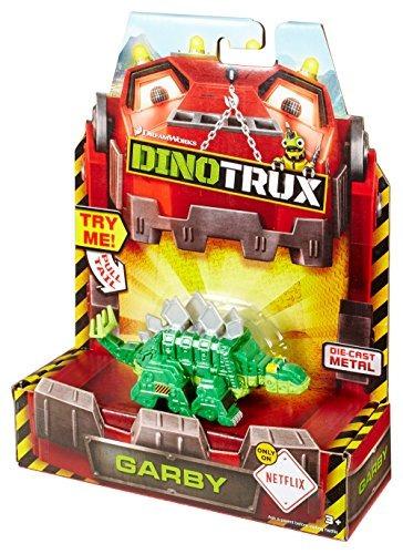 dinotrux fundió el vehículo garby